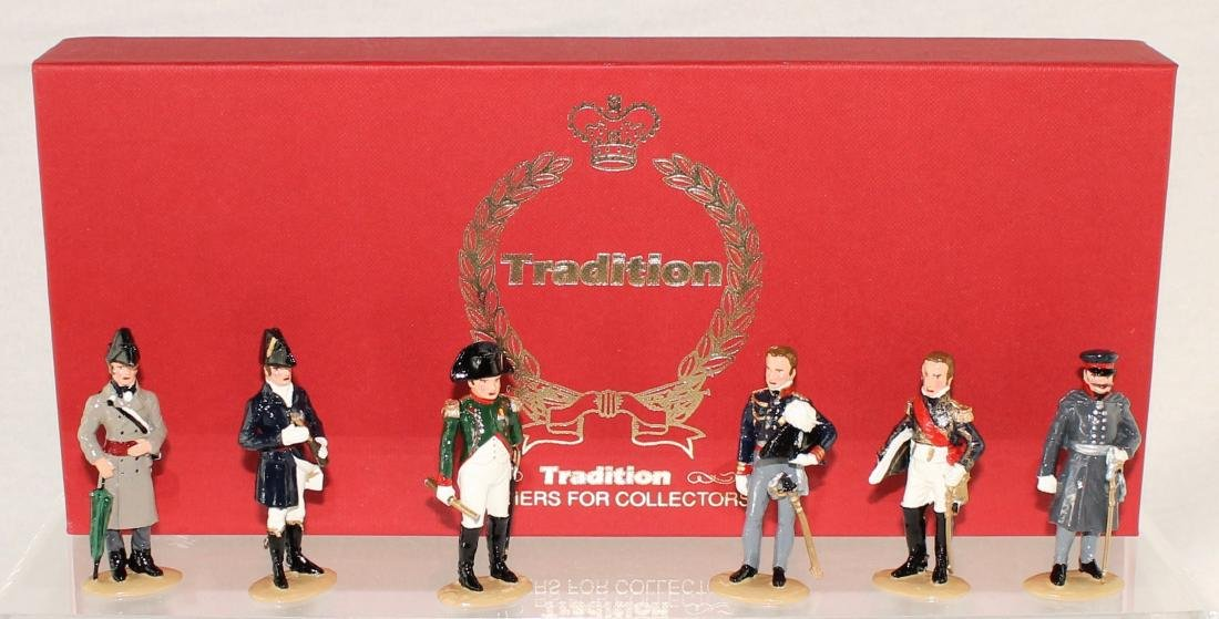 Tradition Christmas The Battle of Waterloo