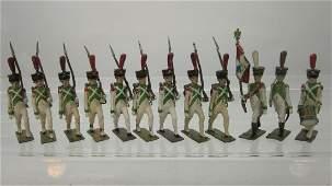 Lucotte Napoleonic 3rd Line Grenadiers