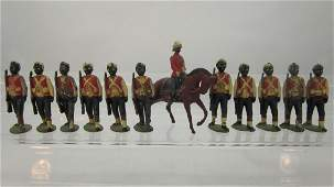 Britains Set 19 West India Regiment 1st Version