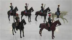 Britains Set 190 Belgian Cavalry at Halt