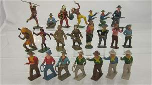 Johillco  Other Makers Wild West Medley