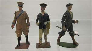 Britains AA Scout Yachtsman  Golfer