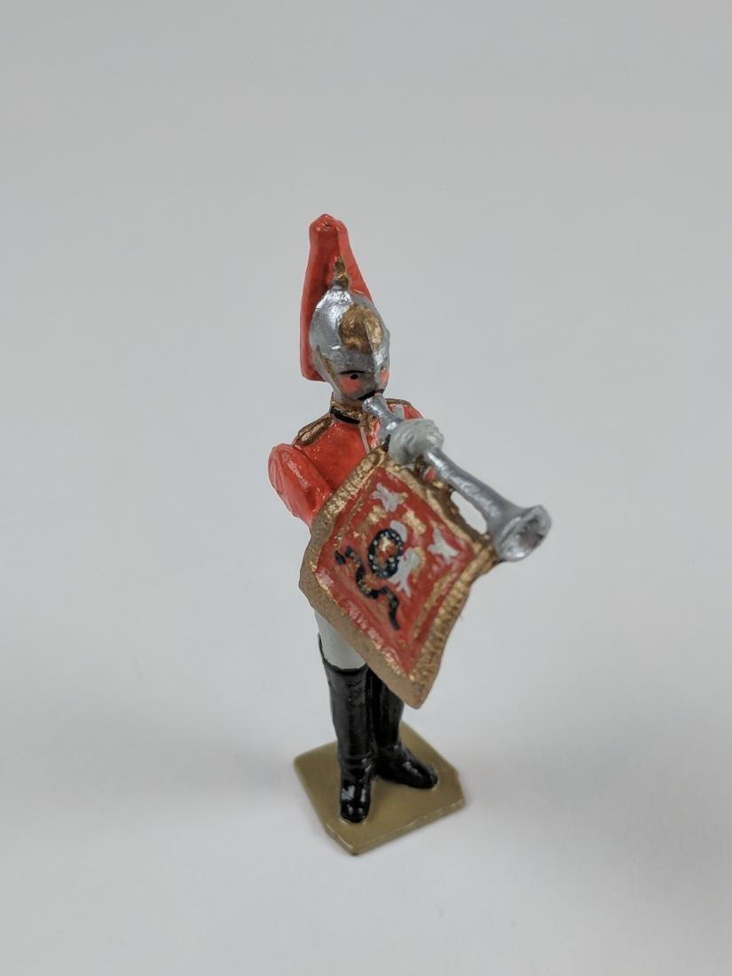 Bill O'Brien Special Paint Life Guard Trumpeter