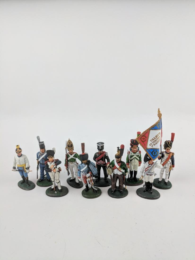 Del Prado Various Regiments