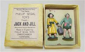 Phillip Segal Jack  Jill