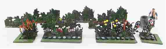 Britains Garden Series Planters and Plants
