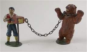 Timpo Gypsy with Bear Organ Grinder Set