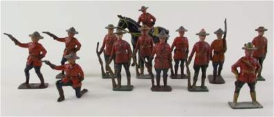 Crescent and Johillco Royal Canadian Mounted Police