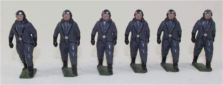 Britains From Set 1895 RARE Luftwaffe Pilots