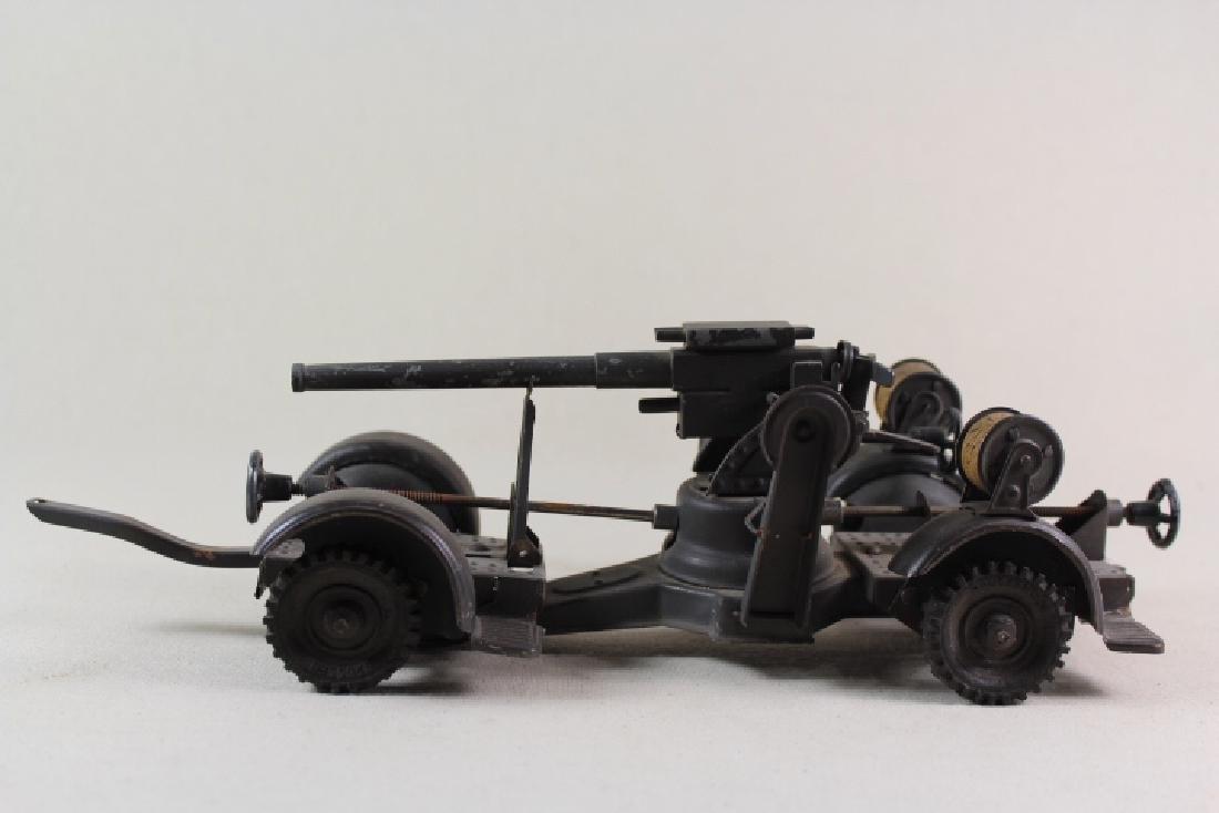 Hausser/Elastolin Mobile 88mm Cannon