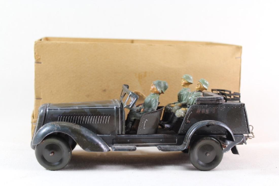 Gesha German Staff Car