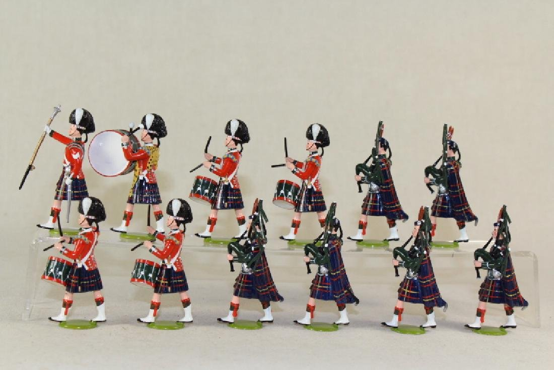 Imperial Cameron Highlanders Band