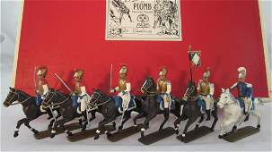 Mignot Set #434/215 French Carabiniers.