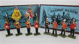 Steadfast Set 1 19 Officers  Suffolk Colours