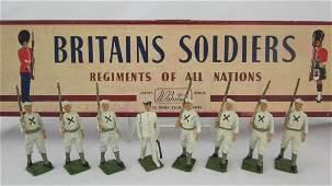 Britains Set 1253 US Navy Whitejackets