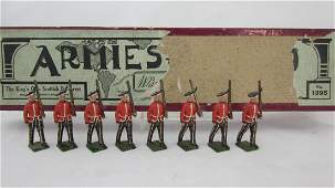 Britains Set 1395 Kings Own Scottish Borderers