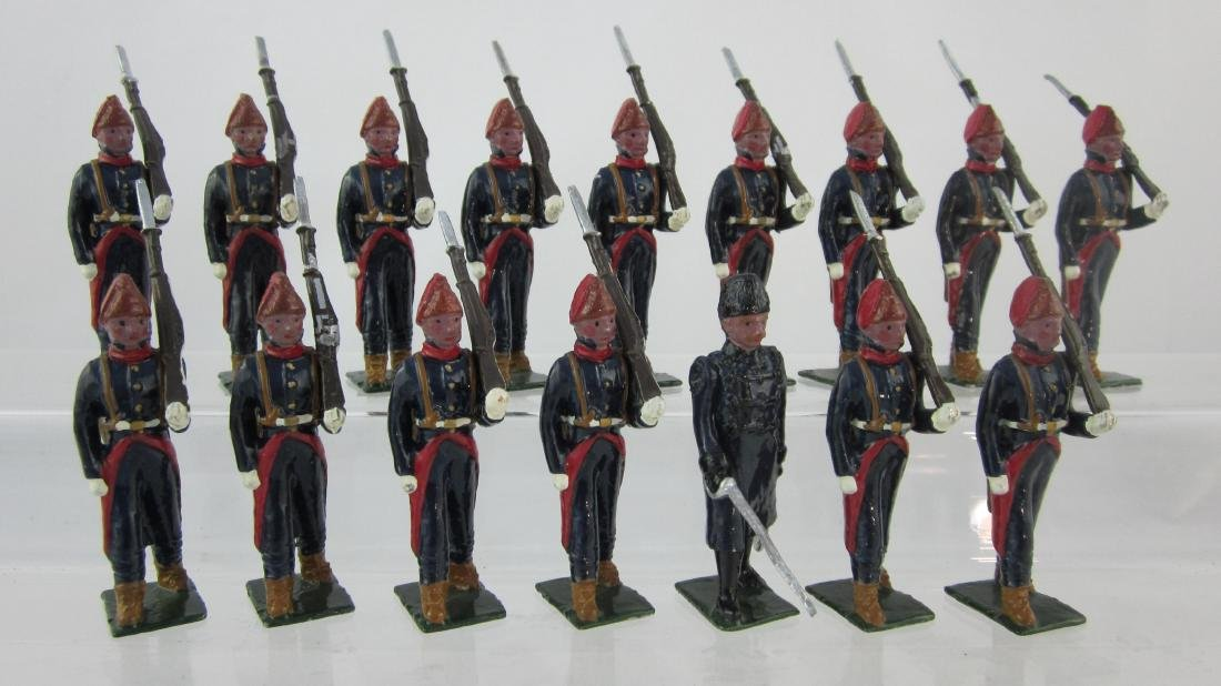 Nostalgia Set #N35 Royal Canadian Artillery.