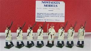 Nostalgia Set 410 Quebec Militia 1776 In Box