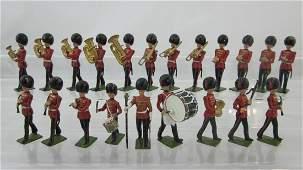 Britains Set #37 Coldstream Guards Band.