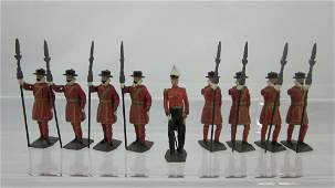 Britains Set 1257 Yeomen Of The Guard