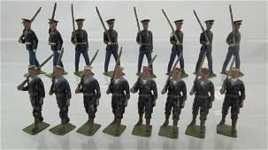 Britains Set s 230 US Sailors  228 Marines