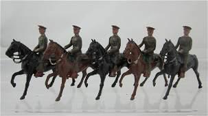 Britains Set 229 US Cavalry At Walk