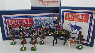 Ducal Canadian Troops Assortment.