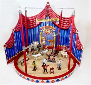 Britains From #8665-72 Big Top Circus