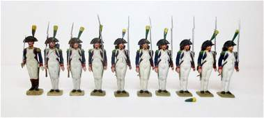 Ballada France Napoleonic Infantry with Officer