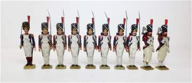 Ballada France Napoleonic Infantry with Pioneers