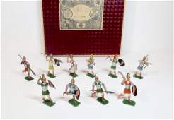 Heyde RARE Ancient Greek Warriors Set