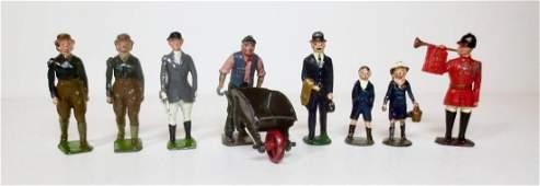 British Hollow cast Assortment