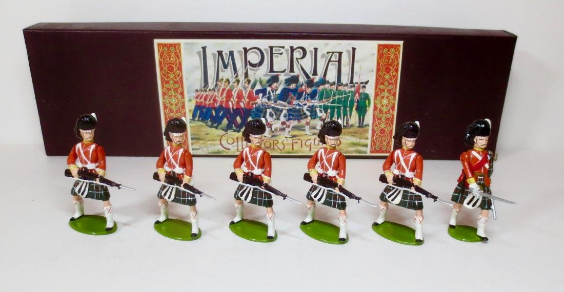 Imperial #12C The Seaforth Highlanders 1895