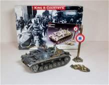 King  Country FOB038 Sturmgeschutz III Ausf B
