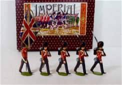 Imperial 67 Coldstream Guard Colour Party 1854