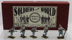 Soldiers of the World WW69B French Infantry