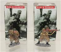 King  Country Lot Battle of the Bulge US