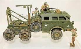 King  Country DD104SL M26 Recovery Vehicle