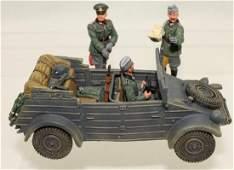 King  Country FOB020 German Kubelwagen
