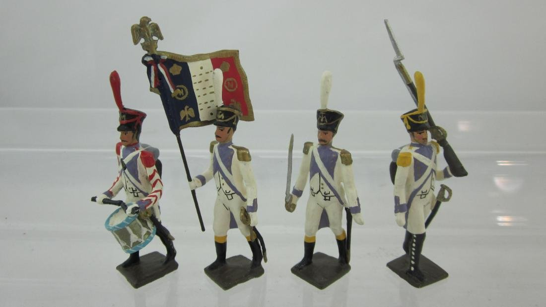Mignot French 33rd Regiment Of The Line.