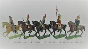 Unknown German Maker Cavalry Assortment