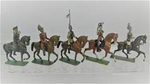 Unknown German Maker Cavalry Medley