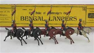 Britains Set 46 10th Bengal Lancers