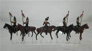 Britains Set 23 5th Royal Irish Lancers