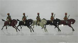 Britains Set 47 1st Bengal Cavalry With Swords