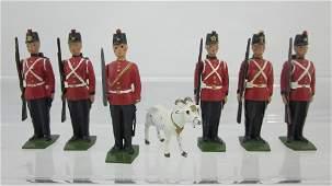 Britains Set 2148 Fort Henry Guard  Mascot