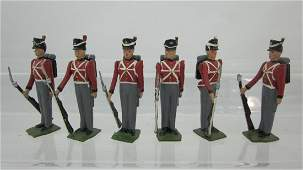 Britains Set 9160 Fort Henry Guard 89th Foot