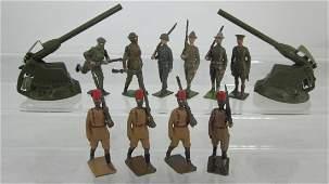 Britains Khaki Men  Equipment Assortment