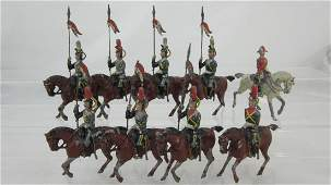 Reka Early 12th  21st Lancers Grouping