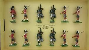 Britains Set 5185 Seaforth Highlanders